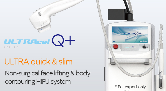 ULTRAcel Q+ system