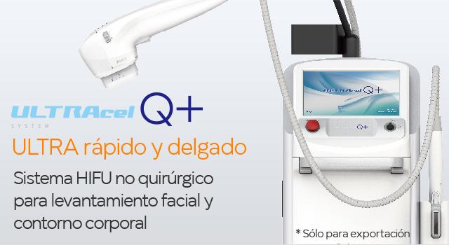 ULTRAcel Q+ system